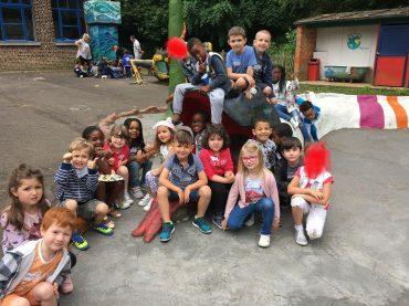 Excursion au musée de l'eau «l'Amusette» à Mons